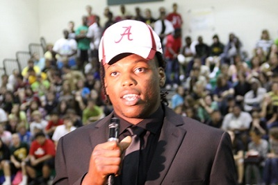 5-Star RB Derrick Henry Recruiting Others for Alabama Will Pay off Big Time