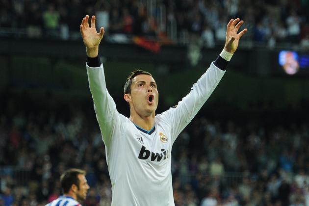 Cristiano Ronaldo Setting Milestones on Pitch, in Social Media