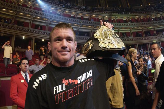 Matt Hughes: 'Right Now It Looks Like I'm Fully Retired'