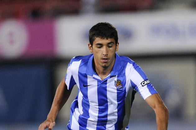 Real Sociedad De Futbol S.A.D.: La Liga BBVA Club of the Week