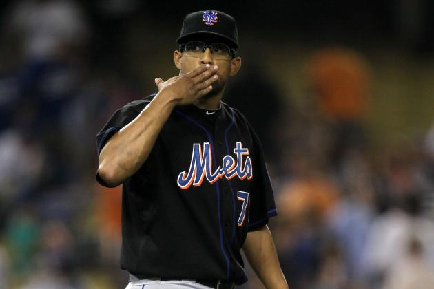 Ex-Mets Closer K-Rod Arrested for Alleged Domestic Violence
