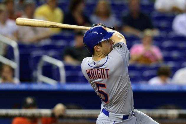 Mets Could Begin Contract Talks with David Wright Next Week