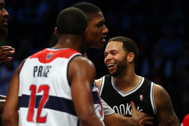 Deron Williams Rips A.J. Price to Prove He's the Alpha Dog in New York Now