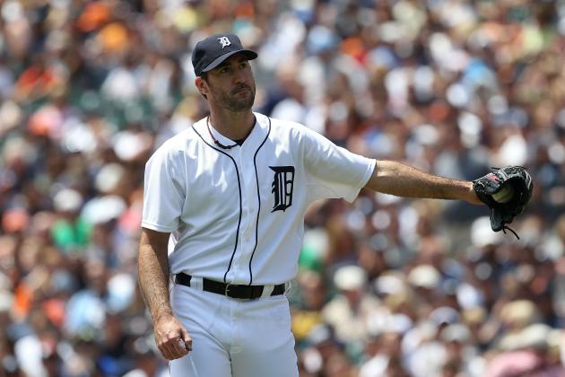 2012 ALCS: How Justin Verlander Coming Up Small Would Change Everything