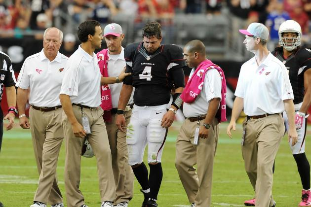 Kevin Kolb: Cardinals Don't Need Injured QB to Stay in NFC West Race