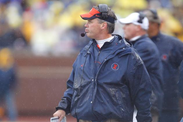Debate: Is Tim Beckman the Reason for Illinois' Struggles?