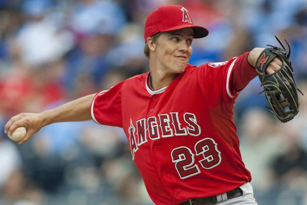 Zack Greinke: Texas Rangers Should Break the Bank on Top Free Agent