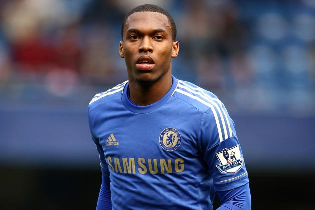 Chelsea Tell Sturridge He'll Be Sold for £15m in January