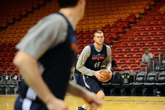 Cole Aldrich Not Always Pretty, but Always Effective