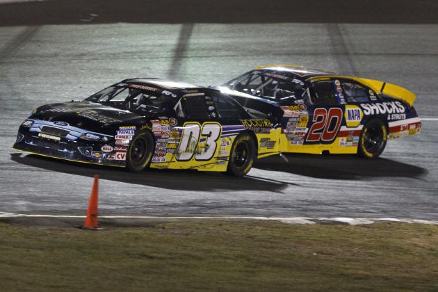 NASCAR Announces 2013 Competition Changes