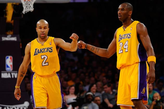 Derek Fisher Cleared to Return to Lakers: Should LA Bring Back Fan Favorite?
