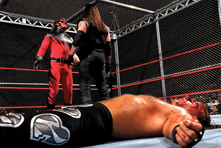 WWE Hell in a Cell 2012: Celebrating the 15th Anniversary of the HIAC Gimmick