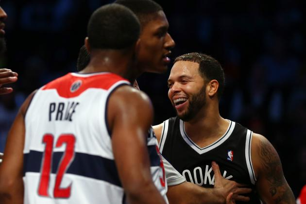 Deron Williams Zings A.J. Price After Scuffle