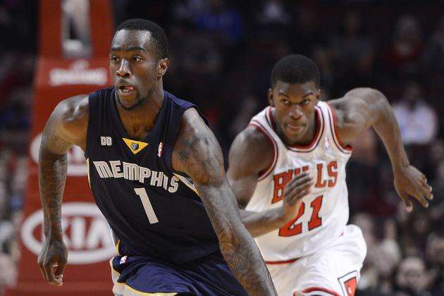 Grizz Rookie Tony Wroten Suffers Ankle Sprain