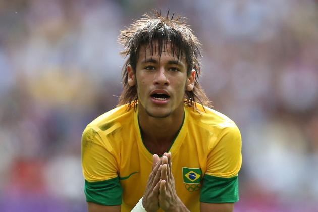 Barcelona Transfer News: Neymar Wants to Go to FC Barcelona Now?