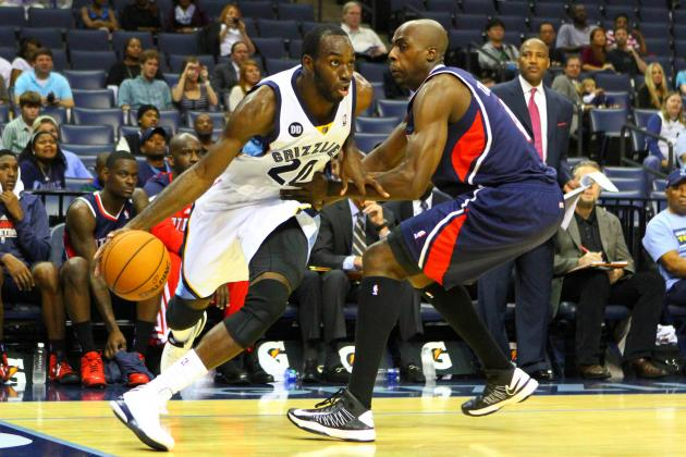 Grizzlies' Quincy Pondexter Embraces Role as Utility Player