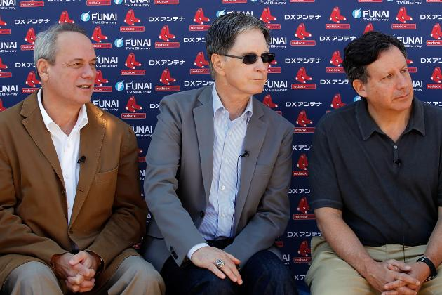 Boston Red Sox: John Henry, Ownership Still Completely out of Touch