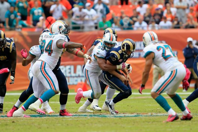Olivier Vernon: Miami Dolphins' Rookie Rises to the Occasion