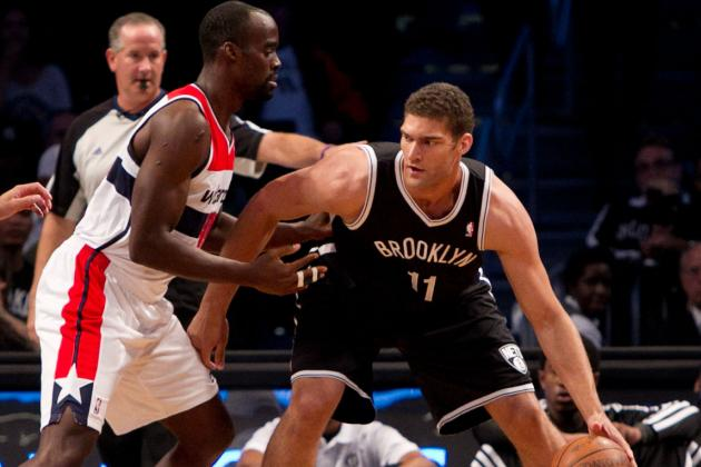 Rapid Reaction: Nets 98, Wizards 88