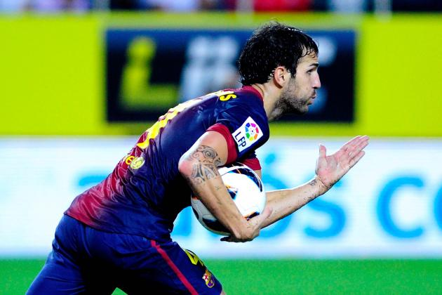Ex-Arsenal Captain Cesc Fabregas Says Barca Move Not Life or Death