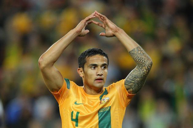 Match report: Iraq 1-2 Australia