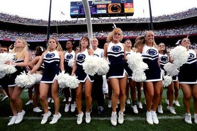 Penn State Cheerleader, 19, Remains in Critical Condition After 5-Story Fall