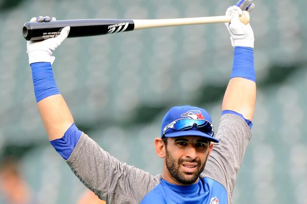 Bautista Closer to Full Recovery from Wrist Injury
