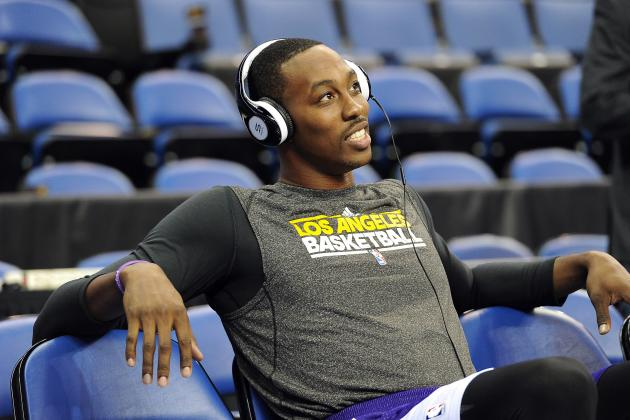 Dwight Howard: Lakers Are Smart to Be Extra Cautious with Star's Return
