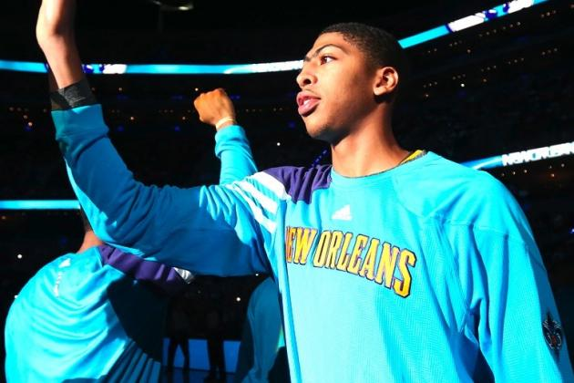 Can Anthony Davis Be an All-Star as a Rookie?