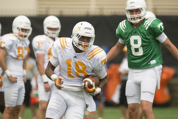 Vols Lose Jason Croom, Tino Thomas for Rest of Season