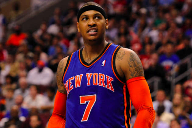 Carmelo Anthony vs. Deron Williams: Who Is the King of New York?