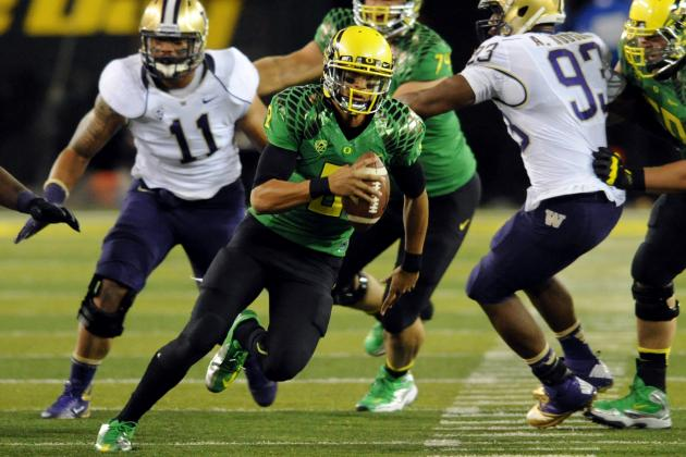 College Football: Relax Oregon, First BCS Standings Are Meaningless