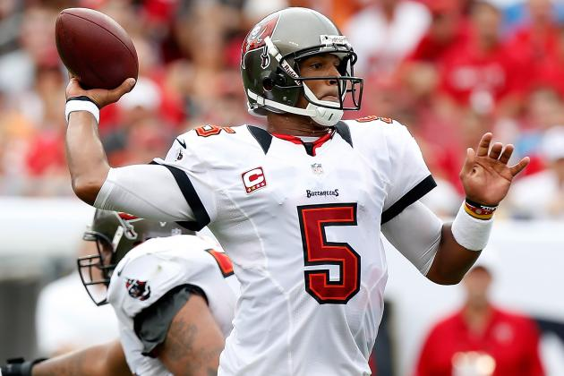 Week 7 Fantasy Football Rankings: Top 25 Quarterbacks