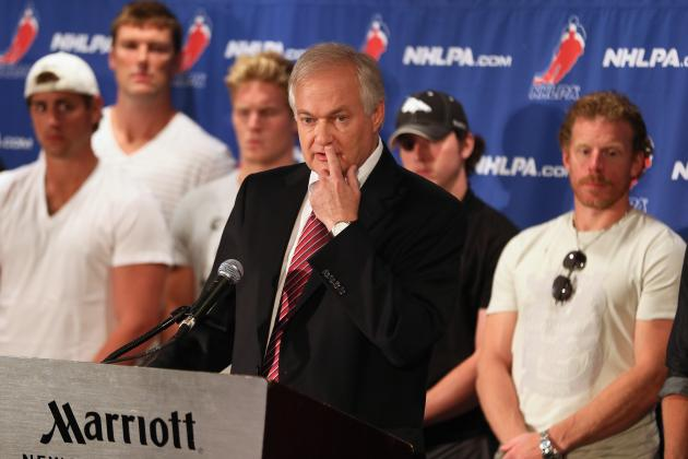 NHL Lockout: It's Time for the NHLPA to Step Up to Help End This Lockout