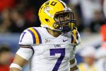Report: LSU Star Mathieu Received Improper Benefits