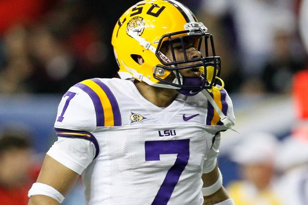 Tyrann Mathieu's Eligibility Reportedly in Jeopardy After Receiving Benefits