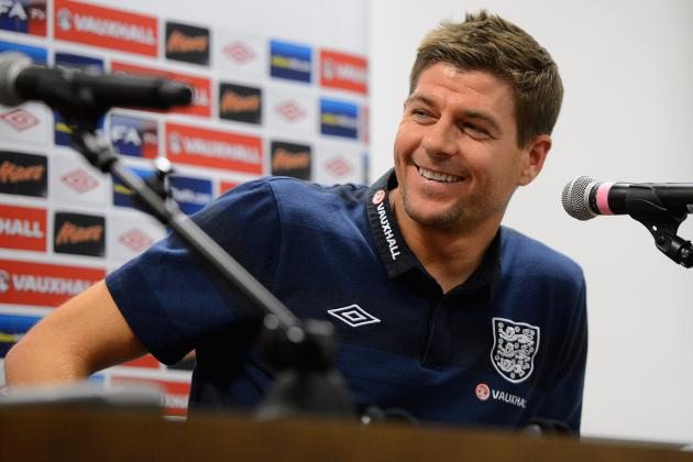 Gerrard Returns to England XI as Welbeck Drops out in Favour of Defoe