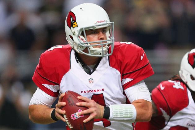 Cardinals QB Kevin Kolb Will Not Play Sunday vs. Vikings
