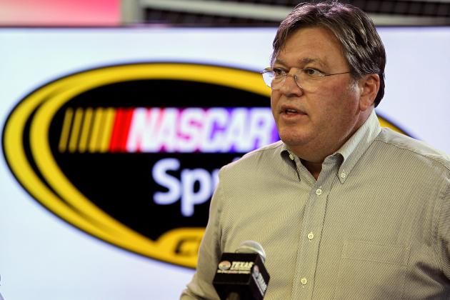 NASCAR Announces New Format, Protects Danica Patrick; Nationwide Fields Shrink