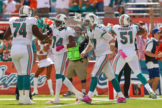 Miami Dolphins Progress Report: Where Do Things Stand Headed into Week 7?