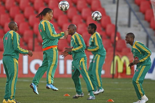 Bafana Bafana Dim the Stars