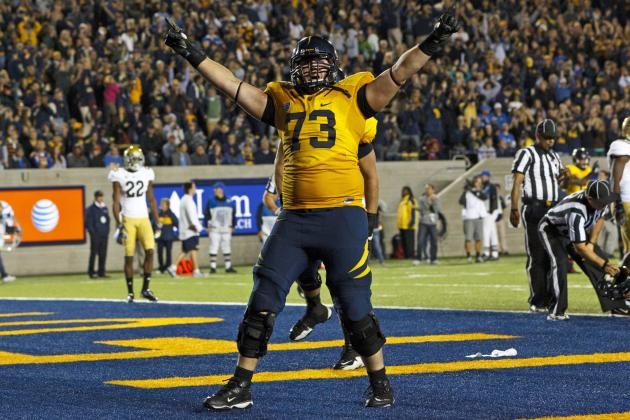 Cal Bears' Offensive Line Has Strong Performance in Win over Washington State