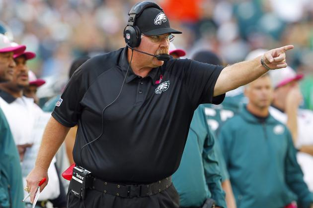 Philadelphia Eagles: When Andy Reid Goes, Sympathy Will Be in Short Supply