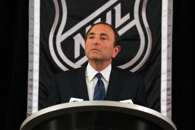 NHL Lockout: NHL Offers NHLPA 50-50 Hockey Revenue Split, 82-Game Season