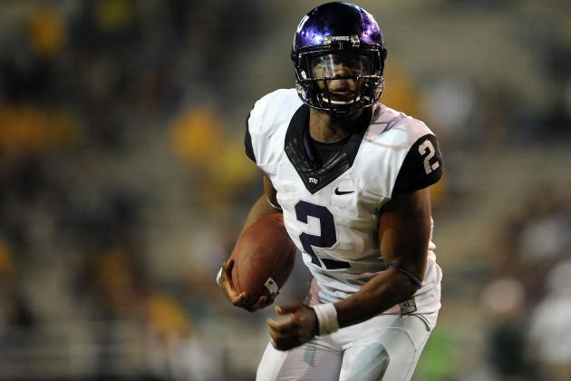 Texas Tech vs. TCU: TV Schedule, Live Stream, Radio, Game Time and More