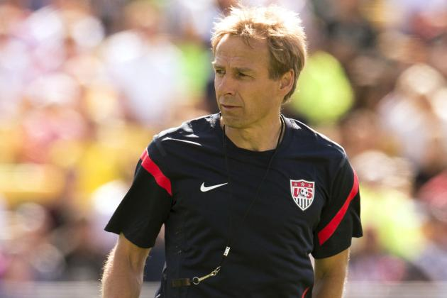 Klinsmann Rules out Playing for a Draw vs. Guatemala