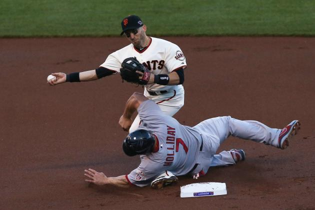 Matt Holliday Slide: Cardinals of Must Be Fined for Dirty Play in NLCS