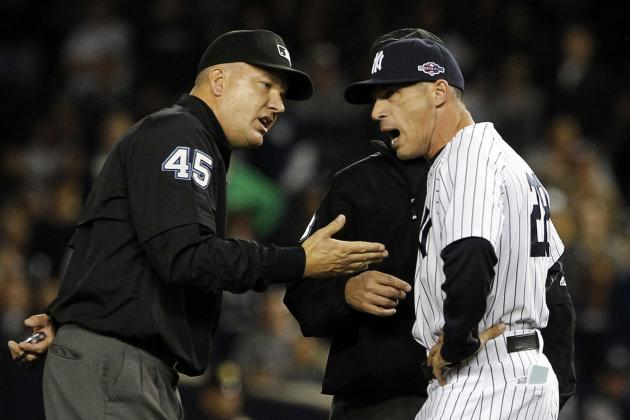 2012 ALCS: Is the Yankees' Locker Room Starting to Fall Apart at the Seams?