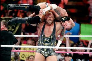Ryback: Why He's Not Ready for the Main Event Even If WWE Fans Want Him There