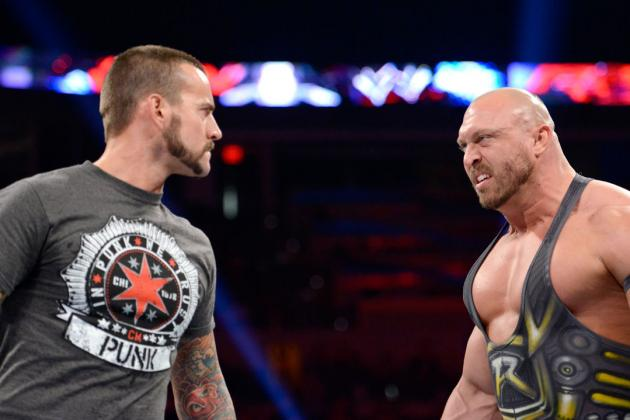 WWE: Why CM Punk is the Perfect Opponent for the Surging Ryback